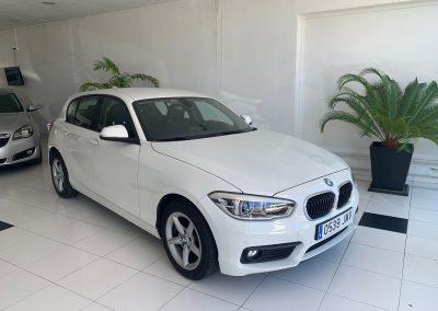 BMW SERIE 1 116CV 15.000€