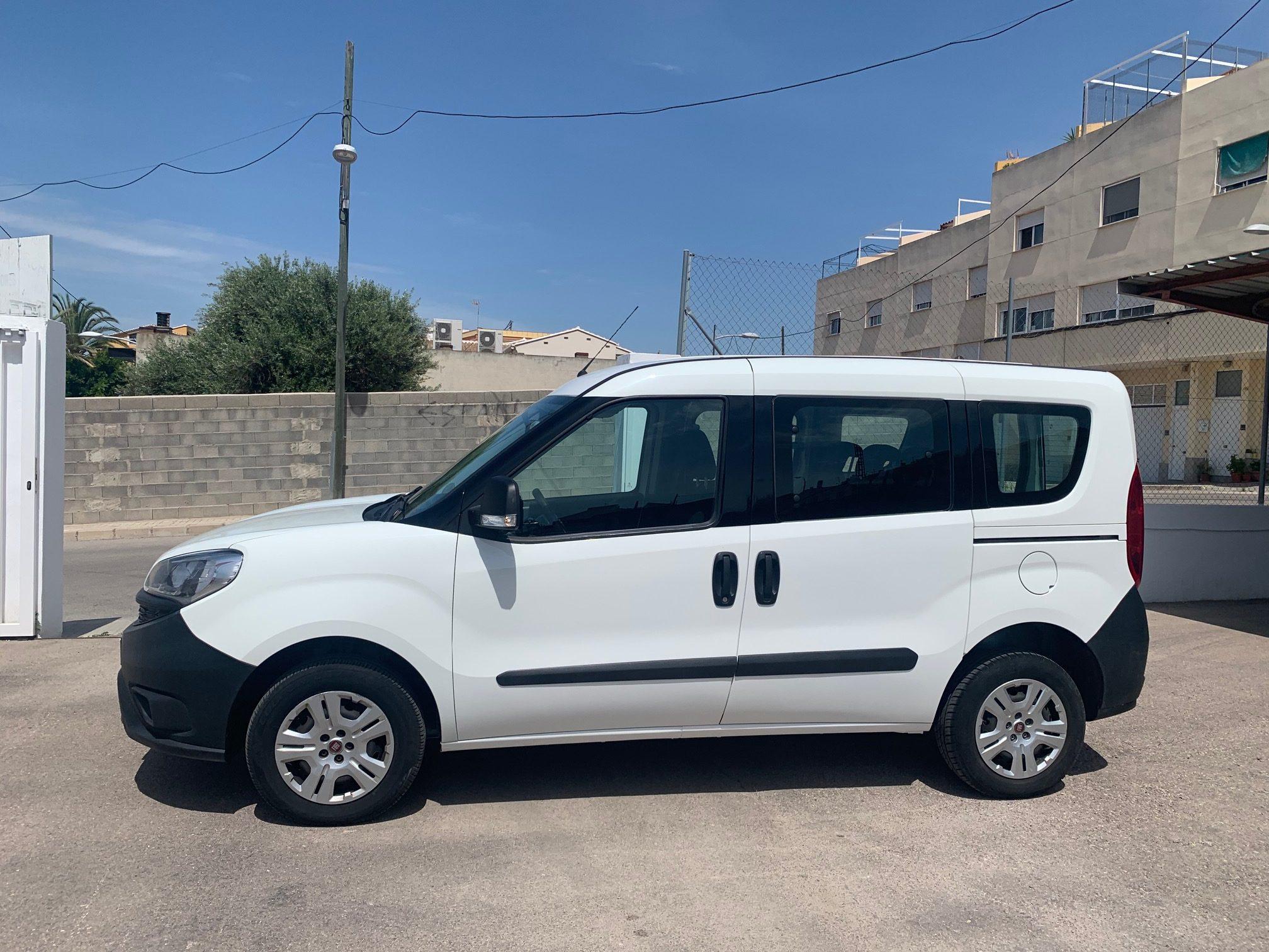 Fiat Doblo 1 3 Multijet Pop E5  90cv 8 500 U20ac