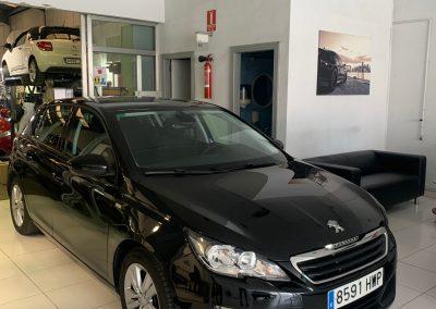PEUGEOT 308 1.6HDI 92CV 8.500€