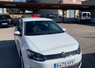 VOLKSWAGEN POLO 1.0 BTM 75CV GASOLINA 8.100€
