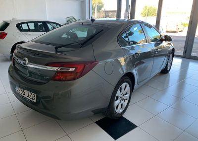 OPEL INSIGNIA BUSINESS 1.6 CDTI 120CV