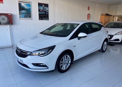 OPEL ASTRA 1.6 CDTI BUSINESS 110CV 9.000€